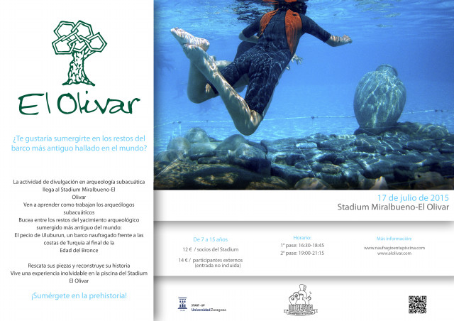 Actividad Melusina en el Olivar